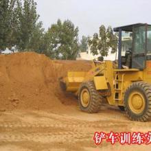 供应衡水学铲车哪家学校铲车教的好、装载机操作培训简章图片