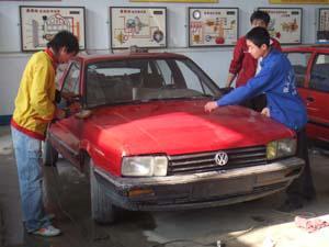 供应衡水汽车美容学校|衡水汽车美容学校招生