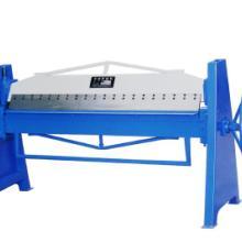 深圳厂家生产1300米手动折边机,手轮式折弯机图片