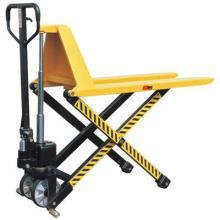 供应手动高升程搬运车SLT10 诺力搬运车总代理批发