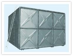 供应搪瓷钢板水箱