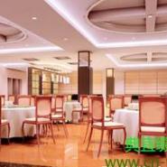 西餐厅弧形卡座西餐厅长沙发图片