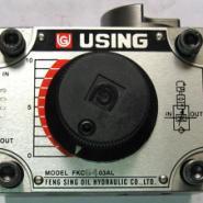 台湾丰欣USING流量阀FKC-G4-03AL图片
