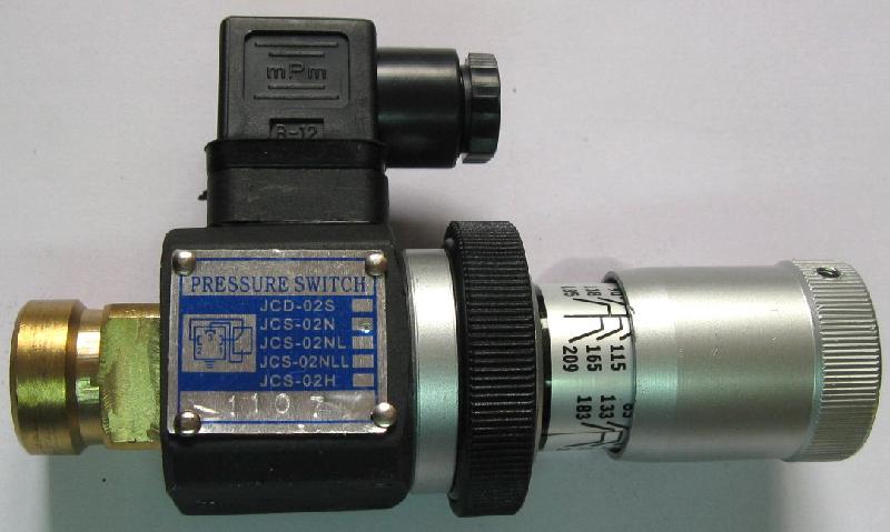 供应台湾MID压力继电器JCS-02N