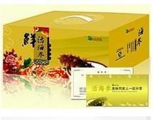 天津海鲜礼盒天津海鲜大礼包团购图片