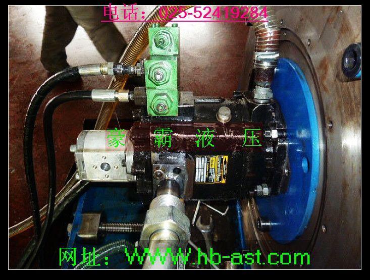 供应林德液压泵维修图片