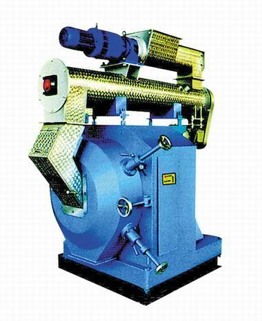 供应河南富乐系列环模颗粒机饲料制粒机饲料颗粒机饲料加工设备