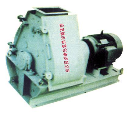 供应富乐牌SFSP系列锤片式粉碎机饲料加工设备饲料粉碎机