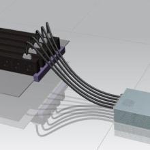 PCB油墨固化UVLED光源