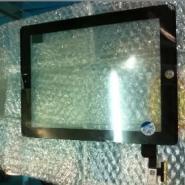 苹果ipad2和ipad3的触摸屏和电池图片