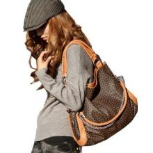 宾尼兔秋热卖爆款欧美流行韩版时尚链条女包单肩包手提包2586-批发