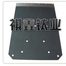 蚀刻液铜回收用钛阳极板批发