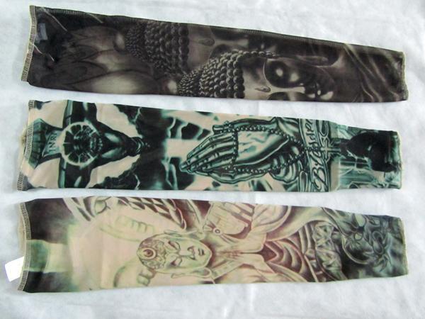 纹身袖套图片简述:材质:锦纶图片