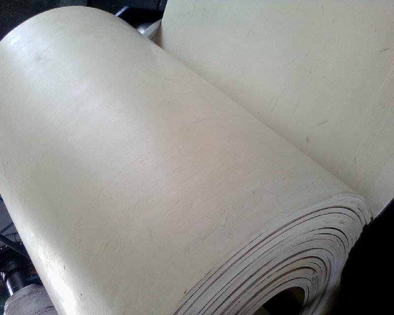 供应白色橡胶输送带