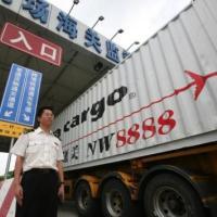 电子产品制造设备香港提货吊装代理