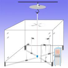 供应电风扇风能试验