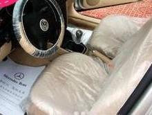 4s店汽修厂汽车美容定制一次性塑料座椅套座椅五件套方向盘套把套防护品批发
