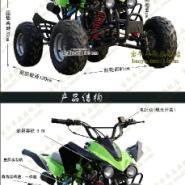 宝爷小川崎ATV沙滩车图片