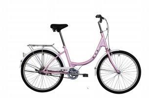 美利达自行车单速车安琪图片