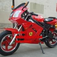 迷你摩托车图片