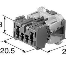 供应汽车连接器/端子/插件6098-1377批发