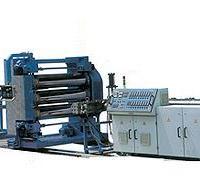 供应超厚板材设备最新工艺 乐力友机械 60mm加厚PE塑料菜板挤出生产线出口配方