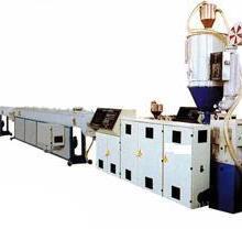 供应乐力友PPR高速挤出管材机组,ppr高产量管材生产线,ppr自来水管设备供应商批发