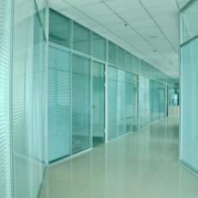供应山东玻璃隔断墙、烟台办公室玻璃隔间、透光高隔断墙批发