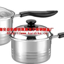供应不锈钢银彩奶锅18923513518