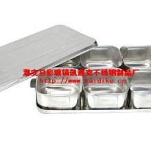 供应六格不锈钢调味盒18923513518