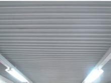 供应广州铝扣天花板厂家-铝方板、铝条扣、铝单板、铝幕墙、造型天花、批发