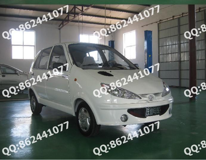 跃迪yd a4电动汽车 qq 862441077 电动汽车价格 百捷贸易有高清图片
