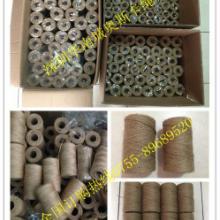 供应广东深圳现货黄麻绳、拔河绳、特粗特细麻线、漂白色麻纱图片