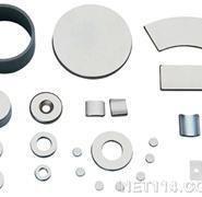新疆铝镍钴磁铁耐温550度仪表磁铁图片