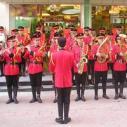 杭州军乐队演出图片