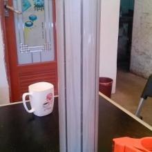 供应展览10分圆柱6分方柱特装铝料图片