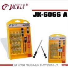供应五金工具6066套装 多用螺丝刀批6066 JACKLY