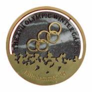 3D奥林匹克奖牌/3D奥林匹克纪念币图片