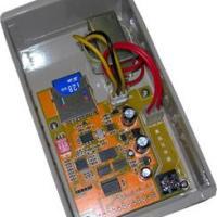 4口4路SD卡LED控制器2外露灯穿孔灯数码管护栏管模组软硬灯条灯带
