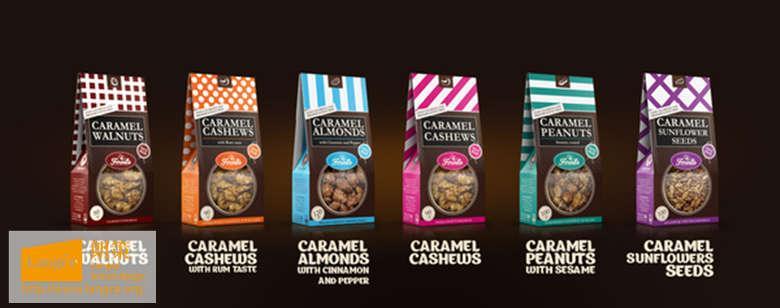 供应fooderus糖坚果包装设计图片