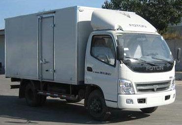 福田厢式货车图片图片大全 福田511奥铃汽车,奥铃厢式货车高清图片