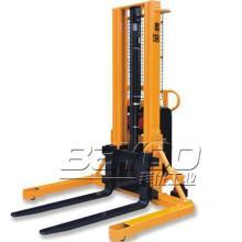 供应半电动堆高车半电动堆垛机电动叉车电动铲车批发