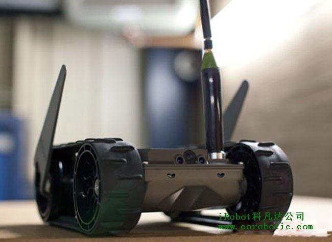 公司向美军提供小型全景机器人 -一呼百应资讯频道