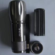 供应防水铝合金9灯手电筒,9灯手电筒