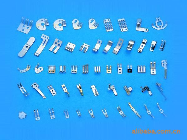 供应夕钢片硅钢片不锈钢铜料冲压件加工