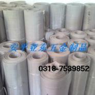 亚东120目不锈钢筛网图片