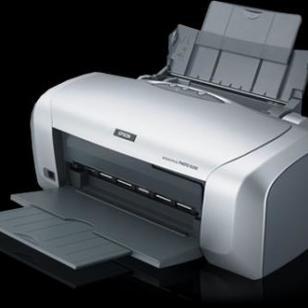 爱普生230打印机图片