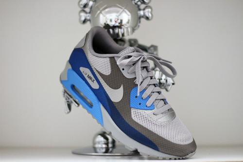 耐克 运动 透气/供应正品耐克NIKE AIR MAX 90气垫跑步鞋男鞋透气网面运动图片