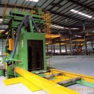 泰达-H钢材型抛丸机价格图片