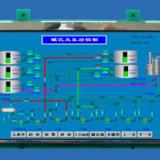 供应工业液晶显示器总线型QQD80480S070